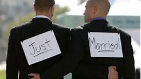 I matrimoni omosessuali