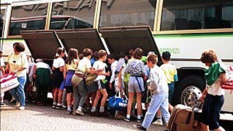 Il ruolo dell'alunno durante la gita