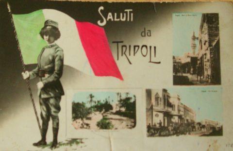 TRIPOLI BEL SUOL D'AMORE (TUTTI IN LIBIA)