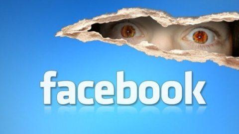 Facebook: le persone controllano la nostra vita