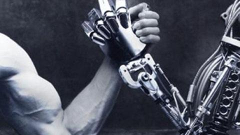 Robot vs uomo !