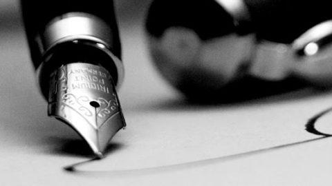 Impugniamo la penna