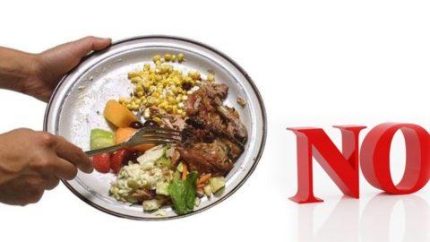 Abolire gli sprechi alimentari