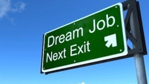 IL lavoro che ci appassiona puo' essere un sogno realizzabile.