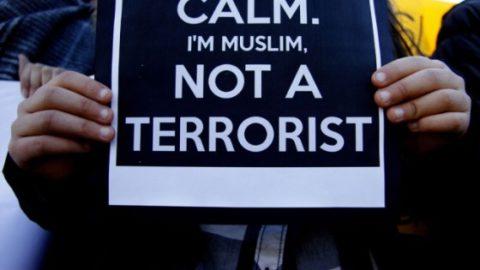 """Manifestanti:""""Questa violenza non ci appartiene"""" Allarme islamofobia: musulmani in piazza Dopo le stragi di Parigi aumenta la mobilitazione della comunità islamica in Italia"""
