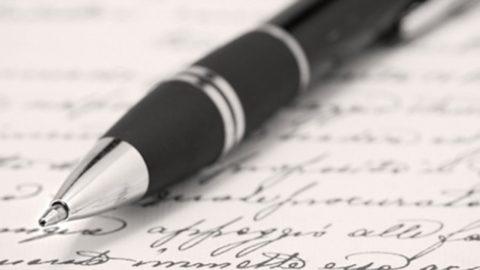 L'espressività della scrittura