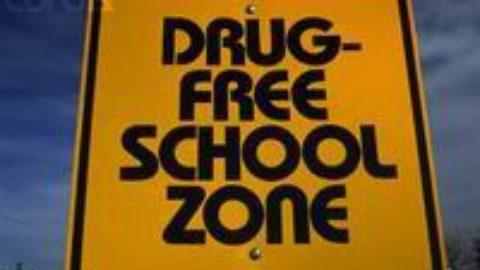 La droga nelle scuole