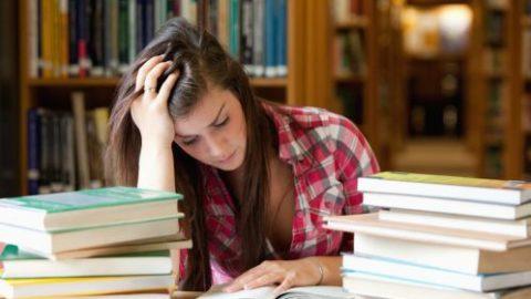 La scuola mi stressa, che fare?