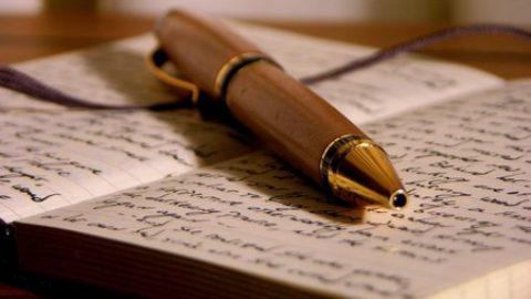 Proviamo a non usare sms ed email per un giorno: usiamo la penna.