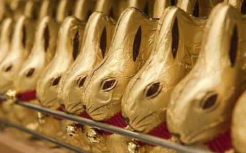Un coniglietto per Pasqua