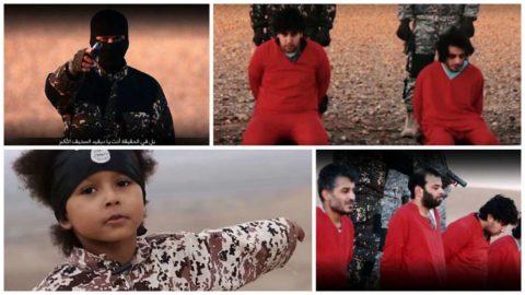 ISIS: Da venditore di giochi gonfiabili a portavoce dell'ISIS  Ecco chi è il nuovo Jihadi John  Ora si conosce il nome dell'esecutore, da subito definito il nuovo Jihadi John, delle cinque presunte spie di Londra