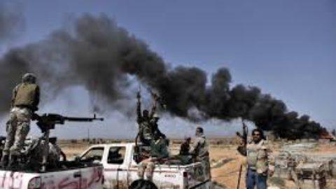 L'intervento militare in Libia è giusto? Libia: la giustizia non è questa!