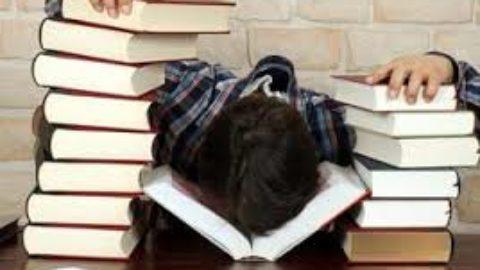 Rendere la scuola meno stressante.E' possibile?