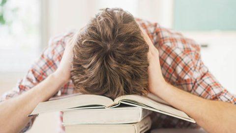 LA SCUOLA È UNO STRESS: SIETE D'ACCORDO? QUALI SOLUZIONI PROPONETE?