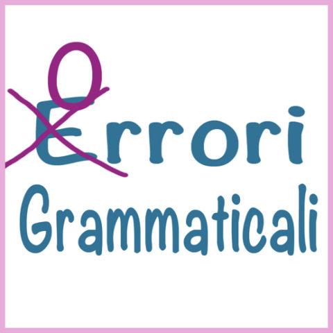 Aumentiamo la grammatica nelle scuole.