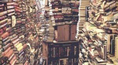 Città senza libri? Mai.