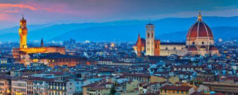 Il turismo nelle città d'Italia