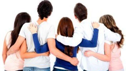 Aiutare in gruppo