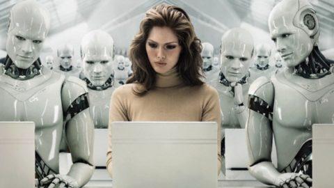 Robot vs umani