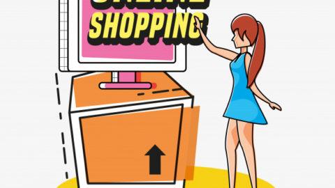 Shopping online vs shopping nei negozi