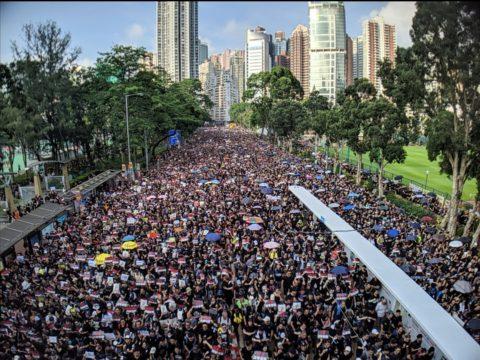 Hong Kong: un città contro un governo