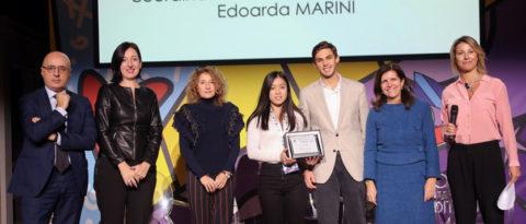 Ecco i vincitori dello scorso anno alla cerimonia di premiazione!