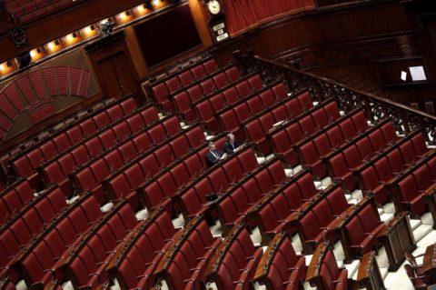 Assenteismo in Parlamento