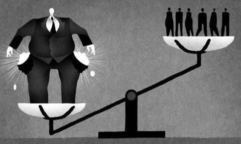 Troppe Disuguaglianze